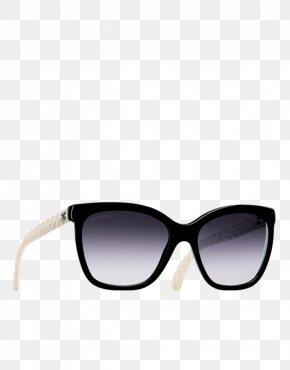 Sunglasses - Sunglasses Chanel Goggles Eyewear PNG