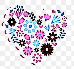 Visual Arts Pedicel - Clip Art Pattern Heart Pedicel Visual Arts PNG