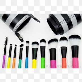POP ART - Makeup Brush Cosmetics Pop Art Drawing PNG