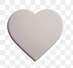 Love Beige - Heart Icon It Icon We Icon PNG
