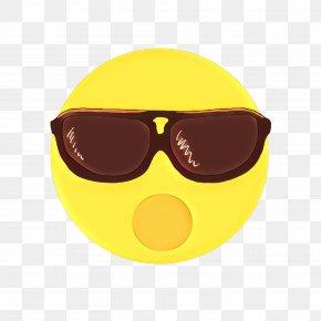 Personal Care Facial Hair - Sunglasses Emoji PNG