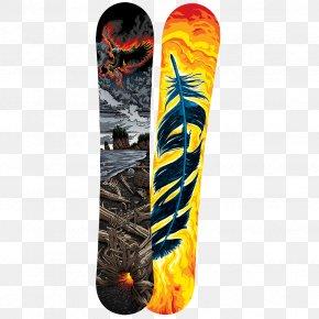 Snowboard - Boer Goat Snowboard Sporting Goods Mervin Manufacturing PNG
