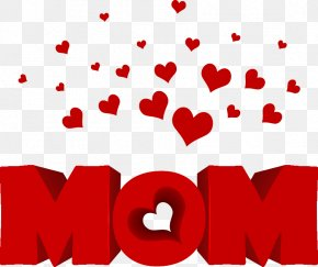 Mother's Day Mom - Mother's Day Holiday Birthday PNG