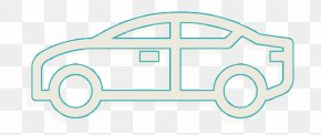Vehicle Electric Blue - Car Icon Transportation Icon PNG