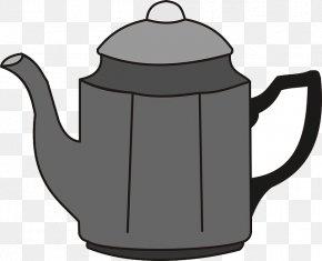 Coffee Pot Clip Art - Coffeemaker Tea Clip Art PNG