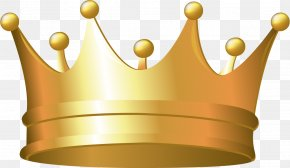 Golden Crown - Crown Stock Photography Clip Art PNG