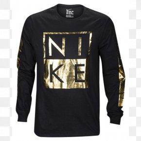 T-shirt - Long-sleeved T-shirt Nike Adidas PNG
