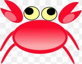 Cute Crab - Crab Euclidean Vector Clip Art PNG