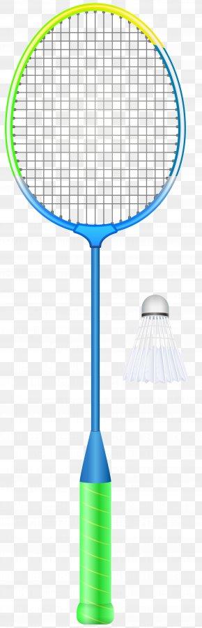 Badminton Set Transparent Clip Art Image - Badminton Clip Art PNG