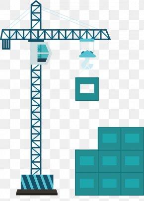 Vector Warehouse Design Icon - Euclidean Vector Building Icon PNG