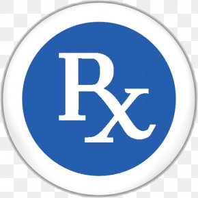 RX Cliparts - Medical Prescription Medicine Pharmacy Pharmaceutical Drug Clip Art PNG