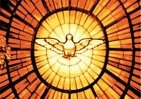 Holy Bible - Holy Spirit In Christianity Pentecost Catholic Church PNG