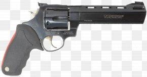Taurus - Revolver Weapon Gun Barrel Trigger Taurus Raging Bull PNG
