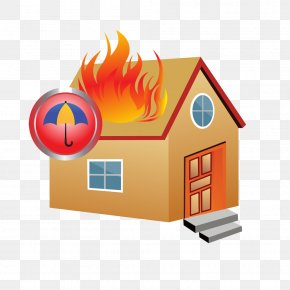 Wooden Cabin Fire Safety Material - Combustion Flame Fire PNG