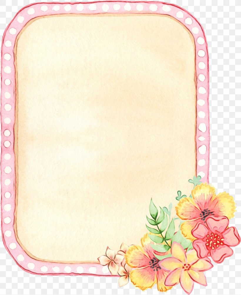 Watercolor Floral Background Png 1048x1280px Watercolor Floral