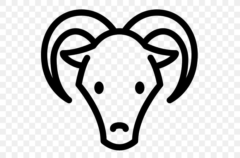Goat Sheep Clip Art, PNG, 540x540px, Goat, Agriculture, Black And White, Emoji, Face Download Free