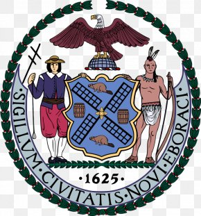 New York City - Seal Of New York City Eboracum New Amsterdam PNG
