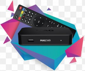 Tv Remote Control - Set-top Box IPTV High Efficiency Video Coding Infomir LLC Over-the-top Media Services PNG