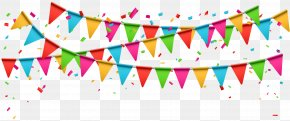 Party Transparent - Party Birthday Clip Art PNG