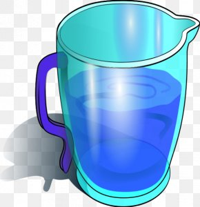 Water Pitcher Cliparts - Pitcher Jug Water Bottle Clip Art PNG