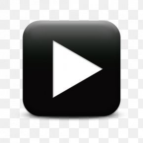 Youtube Play Button - YouTube Play Button Clip Art PNG