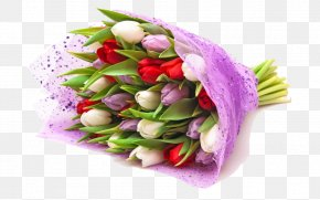 Mother's Day - Mother's Day Flower Bouquet Valentine's Day Gift Wish PNG