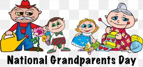 Grandparents Day Cliparts - National Grandparents Day Happiness Clip Art PNG