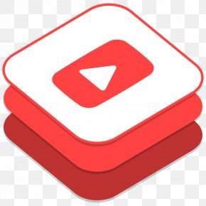 Youtube - Social Media YouTube Icon Design PNG