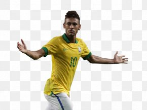 World Cup 2018 Ball - Brazil National Football Team 2014 FIFA World Cup Football Player Rendering PNG