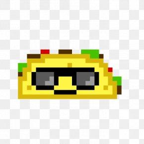 Pixel Art - Taco Pixel Art Pixel 2 PNG