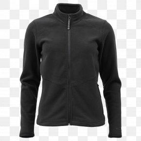 Fleece Jacket - Hoodie Bluza Zipper Jacket PNG
