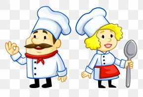 Chef Cook Vector - Chef Clip Art PNG