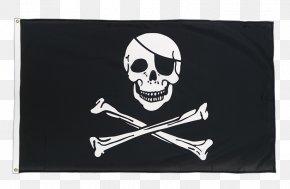 Flag - Jolly Roger Flag Piracy Skull And Crossbones East Carolina Pirates Football PNG