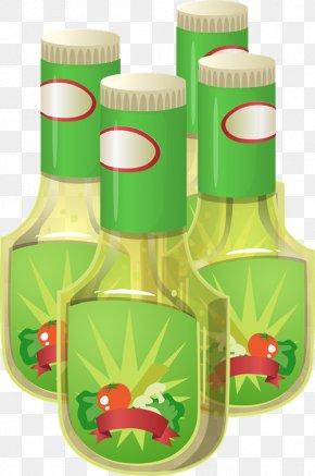 Cute Salad Cliparts - Salad Dressing Ranch Dressing Clip Art PNG