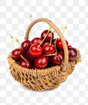 Cherry - Cherry Frutti Di Bosco Basket PNG