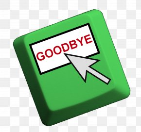 Mouse Button Goodbye - Computer Keyboard Computer Mouse Cursor PNG
