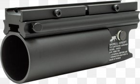 Grenade Launcher - Airsoft M203 Grenade Launcher 40 Mm Grenade PNG