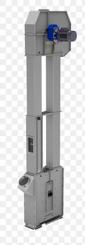 Elevator Repair - Bucket Elevator Conveyor System Bulk Material Handling Screw Conveyor PNG