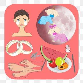 Lunar Calendar - Thai Lunar Calendar Woman Lunar Phase PNG