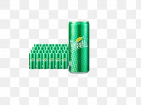 Canned Sprite - Coca-Cola Sprite Carbonated Drink Fanta PNG