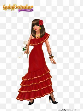 Lady Popular Dress-up Spring Clip Art PNG