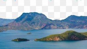 Lugu Lake Rigby Peninsula Six - Lugu Lake Fukei Desktop Environment Theme Wallpaper PNG