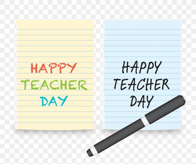 Teachers Day Template, PNG, 2492x2083px, Teachers Day, Blackboard, Brand, Education, Educationalist Download Free