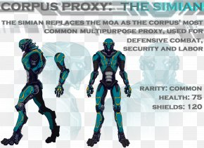 Warframe Memes - Warframe Mass Effect 3 Proxy Server Character Introduction PNG