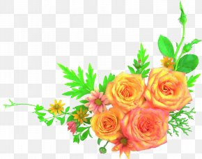 Mother's Day - Garden Roses Mother's Day Flower Floral Design PNG