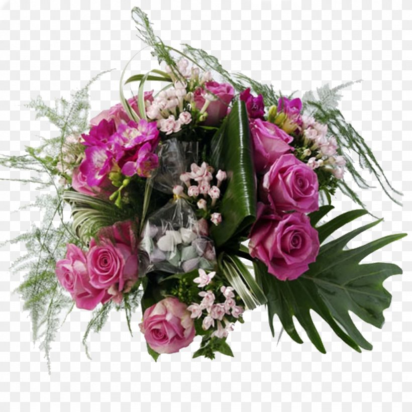 Happy Birthday To You Party Flower Bouquet Gift Png