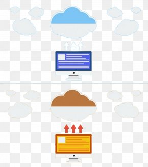 Cloud Server - Download Server Upload Cloud Computing PNG