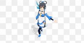 Hatsune Miku - Luo Tianyi MikuMikuDance Vocaloid Hatsune Miku DeviantArt PNG