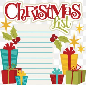 Santa Claus - Santa Claus Christmas Graphics Clip Art Christmas Day Wish List PNG