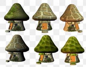 Cute Mushroom Shape House - Mushroom Fungus Shiitake Raster Graphics PNG